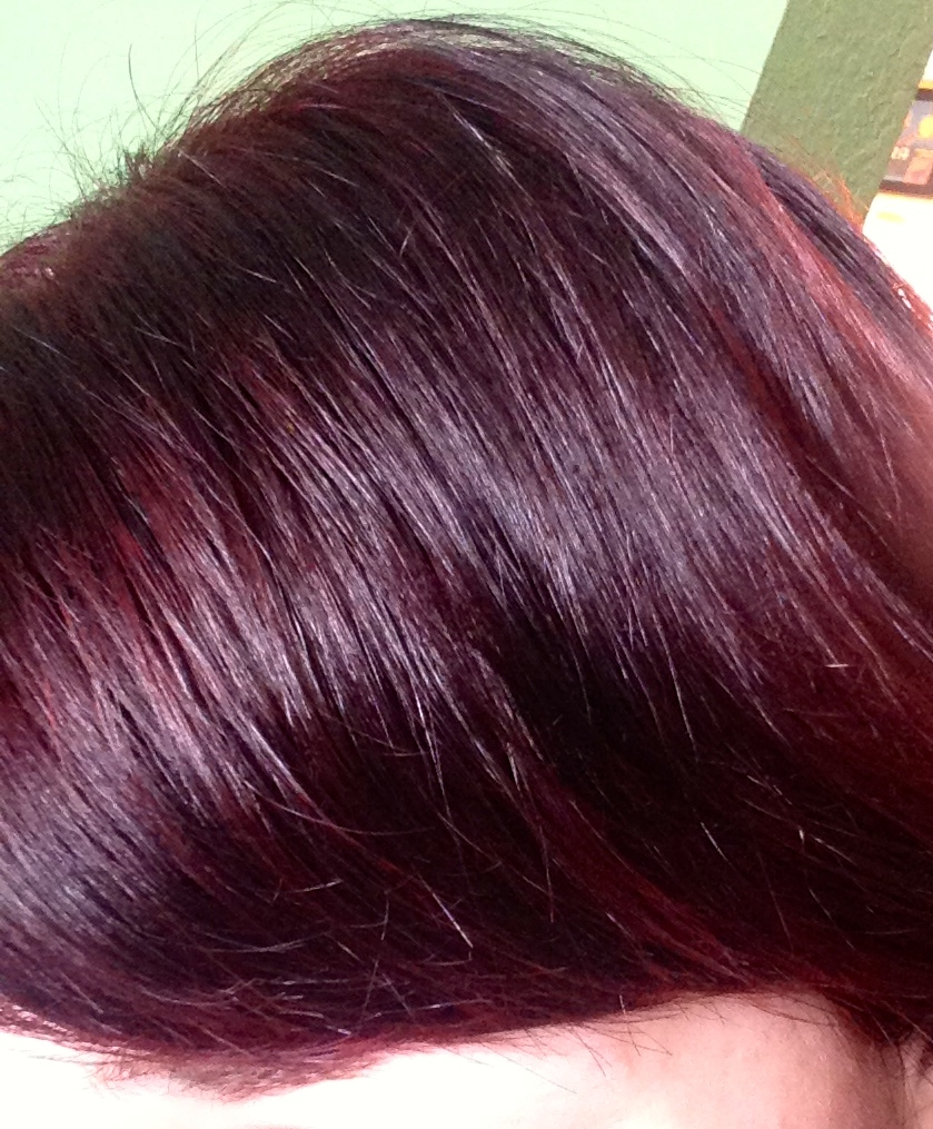Review John Frieda Colour Refreshing Gloss For Cool Red Hair